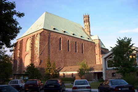 Bild Wallonerkirche Magdeburg