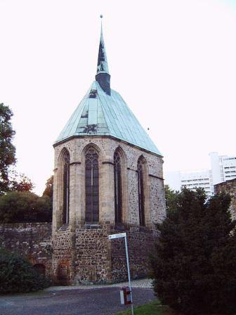 Bild Magdalenenkapelle Magdeburg