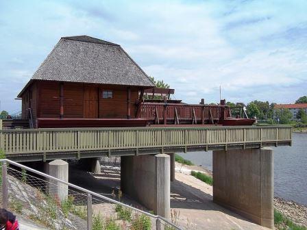 Bild Schiffmühle Magdeburg