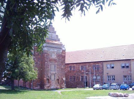 Bild Schloss Wolmirstedt
