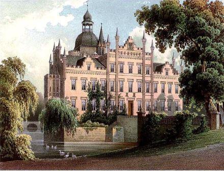 Bild Schloss Möckern