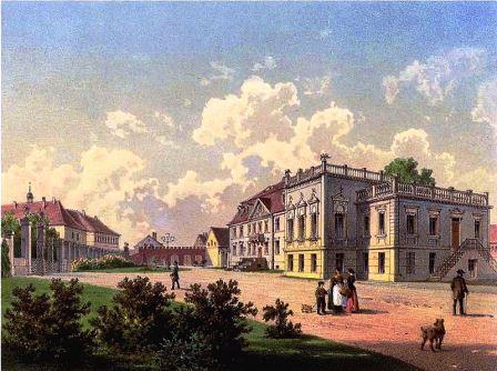 Bild Schloss Barby