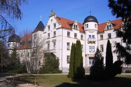 Bild Schloss Neugattersleben