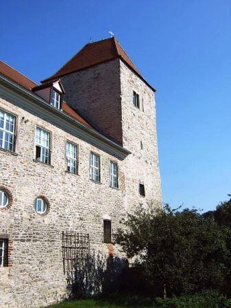 Bild Burg Wanzleben