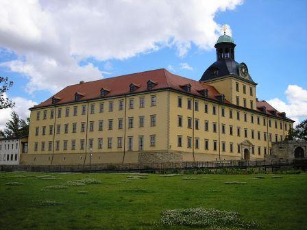 Bild Schloss Moritzburg Zeitz