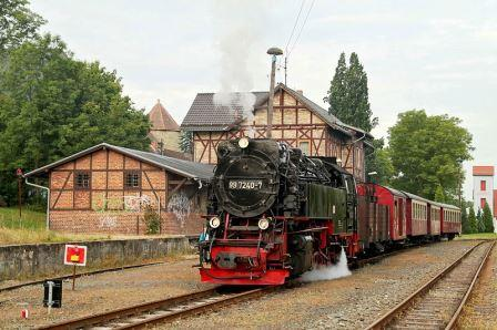 Bild Selketalbahn Gernrode