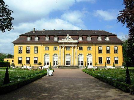 Bild Schloss Mosigkau