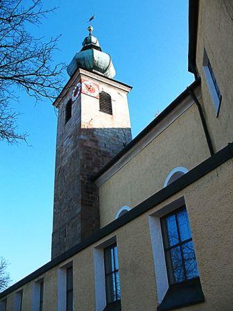 Bild Stadtpfarrkirche Sankt Johannes der Täufer Oberviechtach