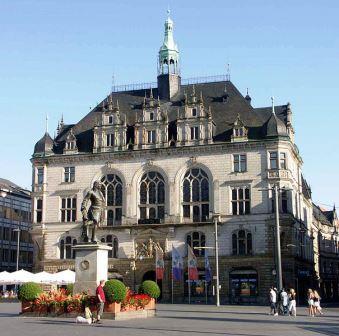 Bild Stadthaus Halle Saale