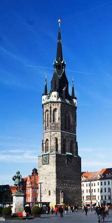 Bild Roter Turm Halle