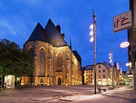 Bild Konzerthalle St. Ulrich Kirche Halle Saale