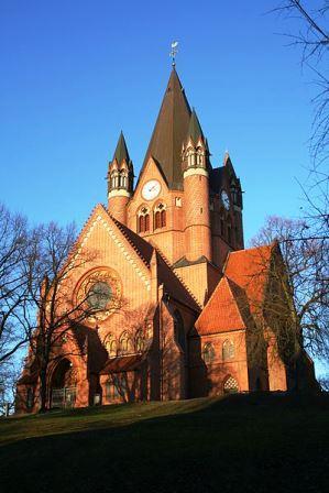 Bild Pauluskirche Halle Saale