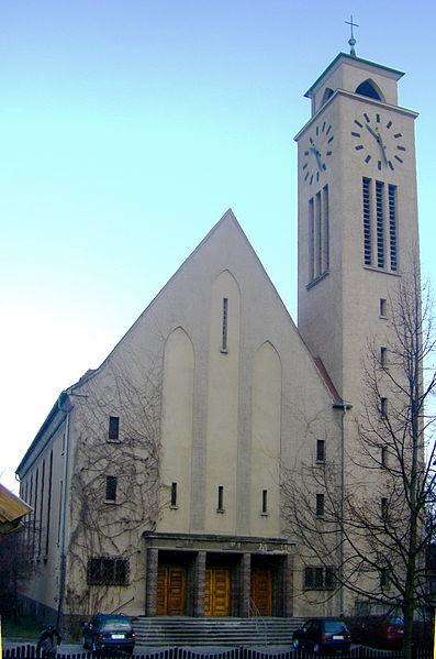 Bild Lutherkirche Halle Saale