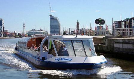 Bild Hafenrundfahrt Bremerhaven