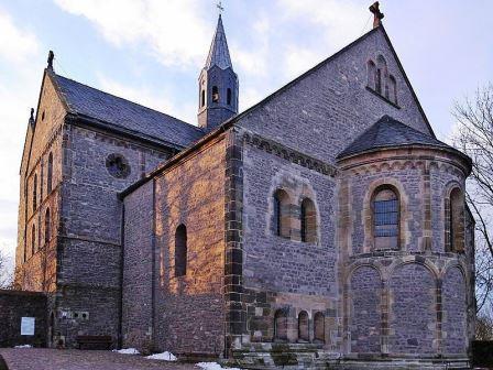 Bild Kloster Petersberg