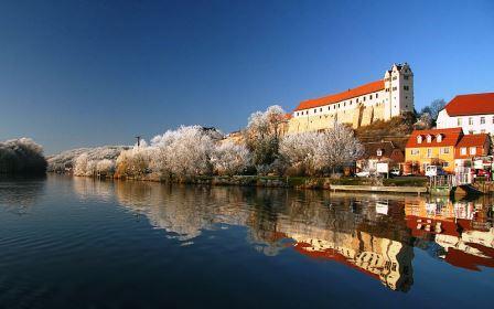 Bild Burg Wettin