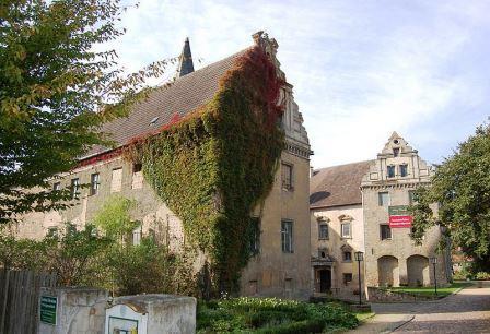 Bild Schloss Dieskau