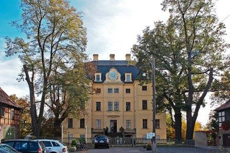 Bild Schloss Wiederau Pegau