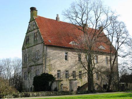 Bild Burg Schlüsselburg Petershagen
