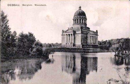 Bild Mausoleum Dessau