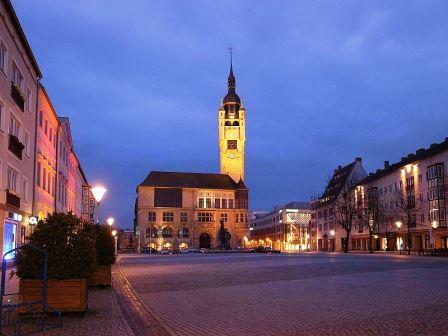 Bild Rathaus Dessau