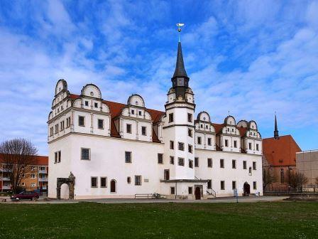 Bild Residenzschloss Dessau