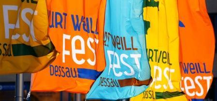 Bild Kurt Weill Fest Dessau