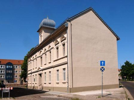 Bild Kantorhaus Dessau