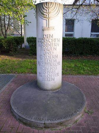 Bild Alte Synagoge Dessau