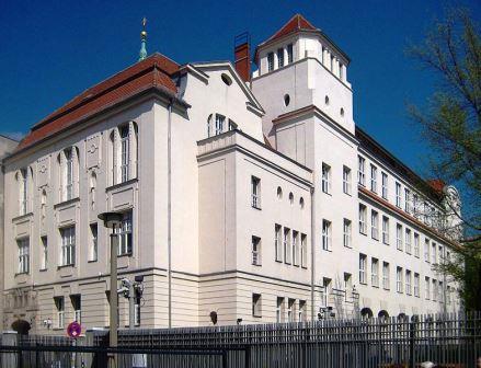Bild Jüdisches Gymnasium Moses Mendelssohn Berlin