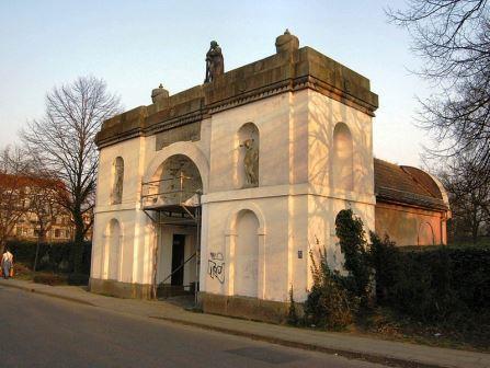 Bild Neuer Begräbnisplatz Dessau