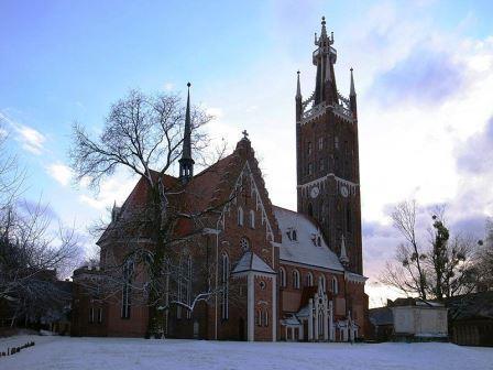 Bild Kirche St. Petri Wörlitz