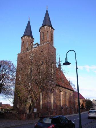 Bild Dorfkirche Vockerode