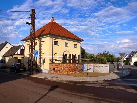 Bild Jüdischer Friedhof Wörlitz