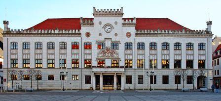 Bild Rathaus Zwickau