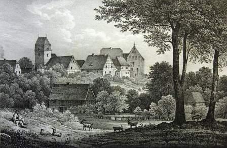 Bild Schloss Kaufungen