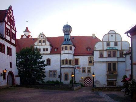 Bild Schloss Hinterglauchau