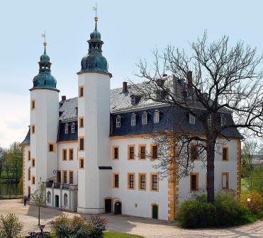 Bild Schloss Blankenhain Crimmitschau