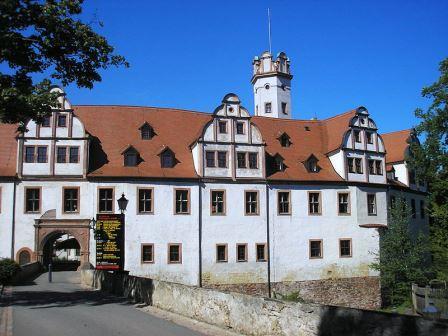 Bild Schloss Forderglauchau