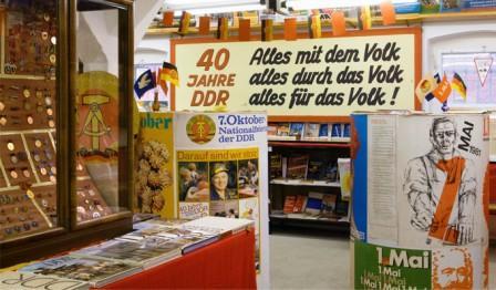 Bild DDR Geschichtsmuseum im Dokumentationszentrum Perleberg