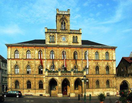Bild Rathaus Weimar
