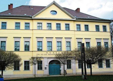 Bild Museum für Ur- und Frühgeschichte Weimar