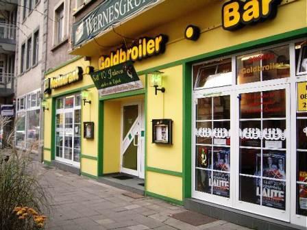 Bild Goldbroiler Bar Erfurt