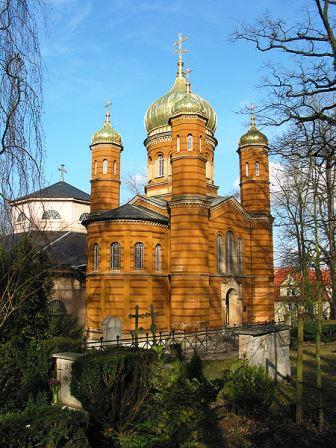 Bild Russisch Orthodoxe Kapelle Weimar