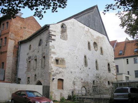 Bild Alte Synagoge Erfurt