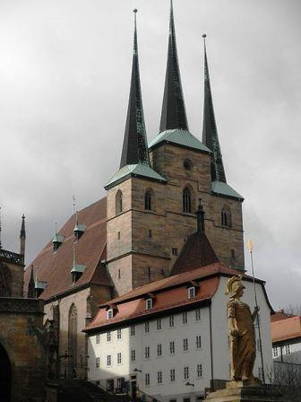 Bild Severikirche Erfurt