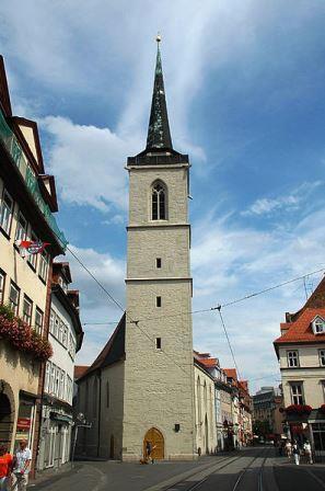 Bild Allerheiligenkirche Erfurt