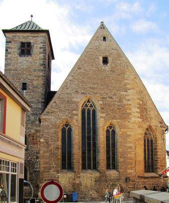 Bild Michaeliskirche Erfurt