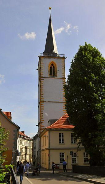 Bild Nikolaikirche Erfurt