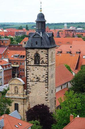 Bild Schottenkirche Erfurt